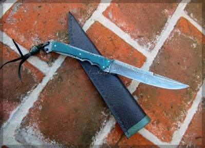 Full Tang Damascus Handmade Knife